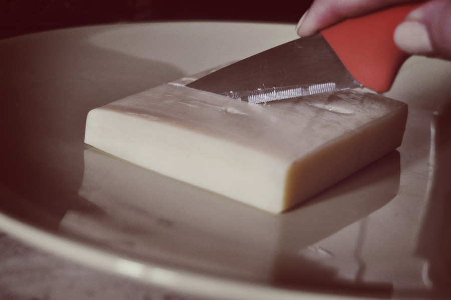 Smażony ser po czesku