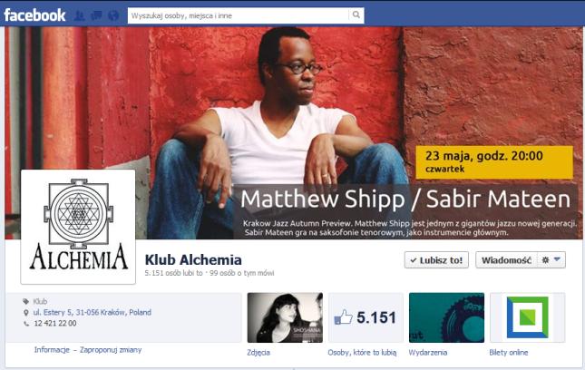 Alchemia na Facebooku - przykład dobrze prowadzonego fanpage'a