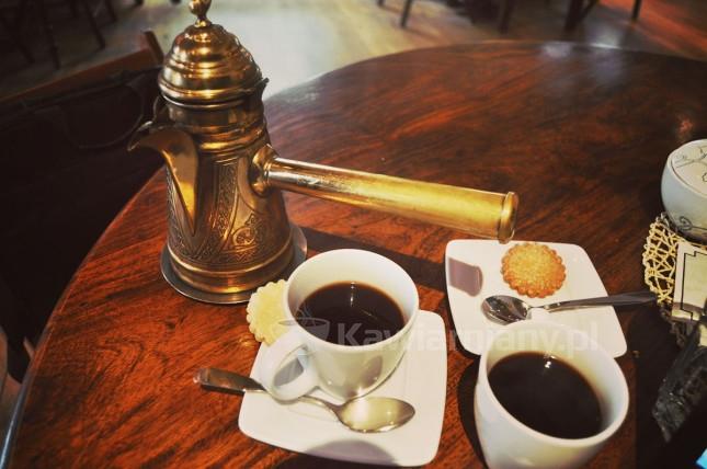 Kawa po arabsku w Chederze przy Józefa