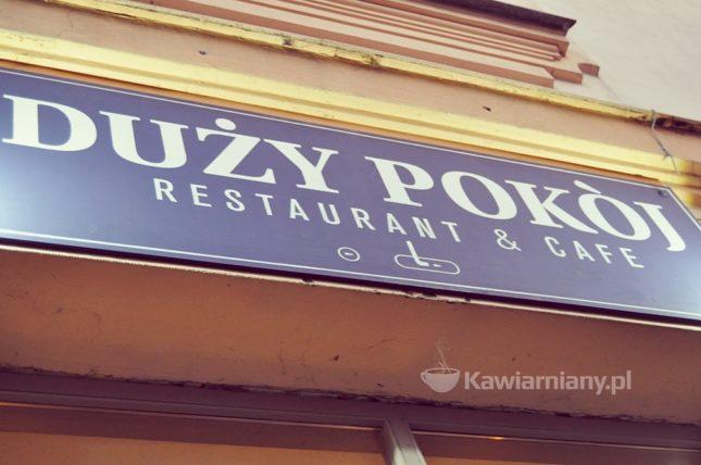 Restauracja Duży Pokój, Izaaka 3, Kraków