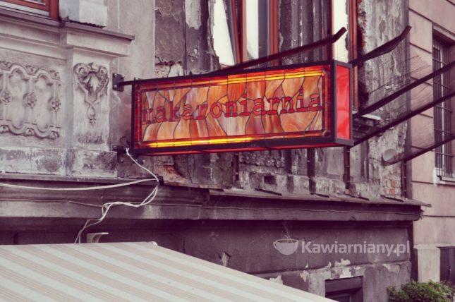 Makaroniarnia, Kraków, ul. Brodzińskiego 3