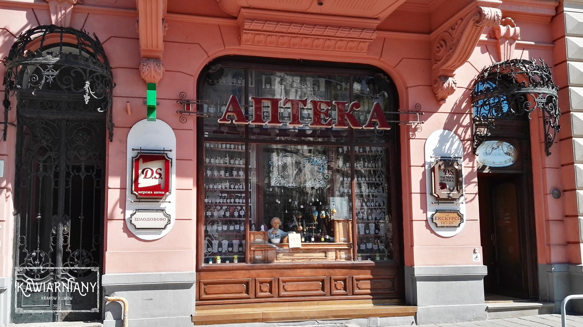Apteki we Lwowie – zakup leków bez recepty na Ukrainie