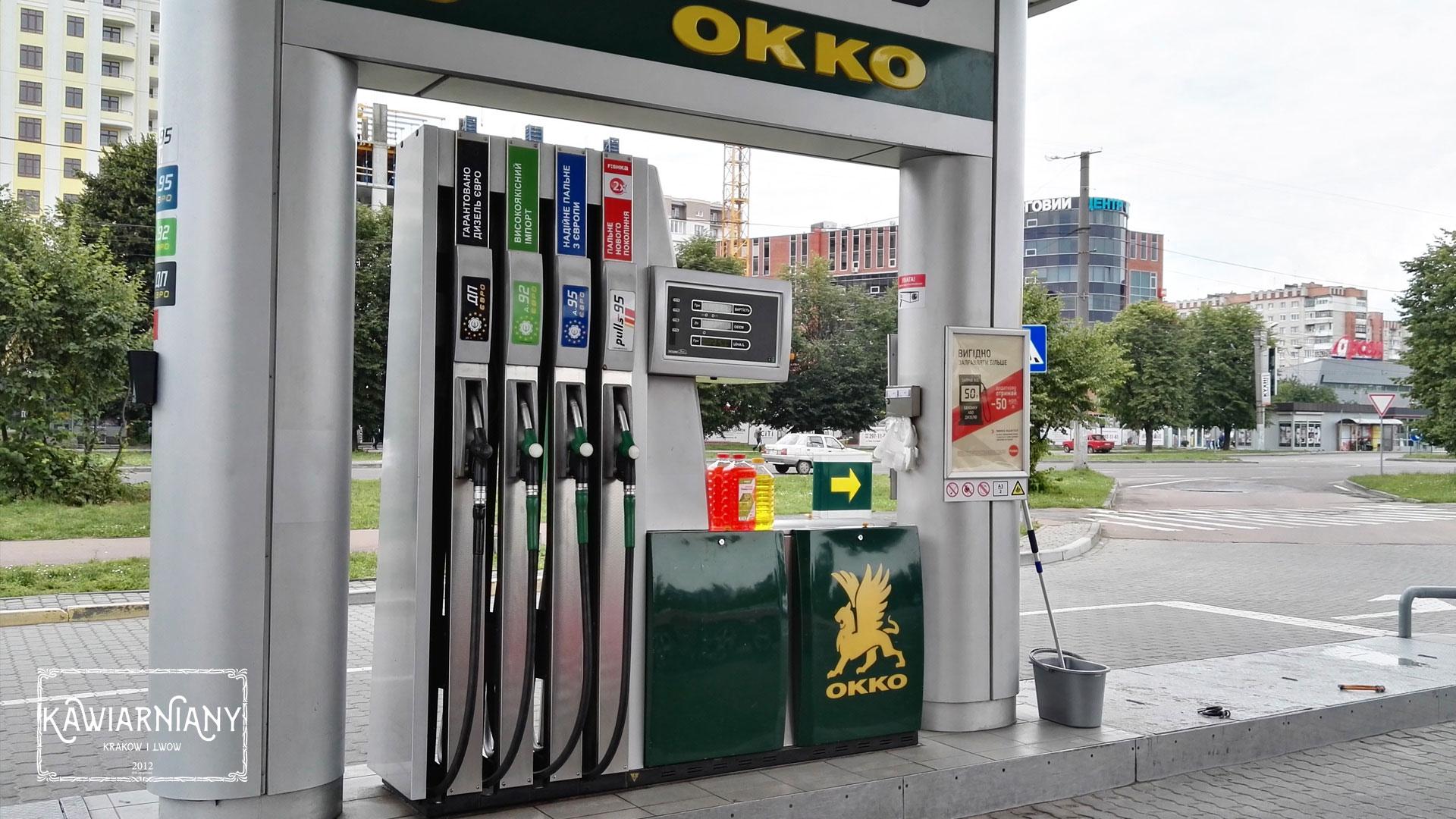 Stacje benzynowe na Ukrainie – dobre stacje, ceny paliw, jakość paliwa