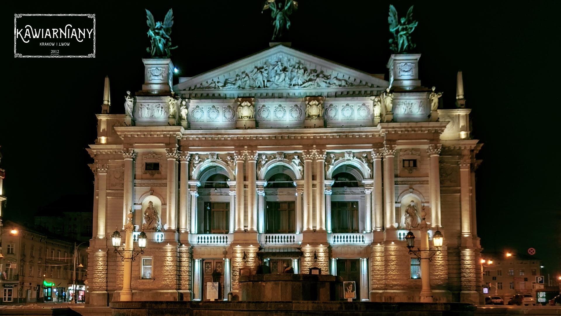 Opera lwowska – historia, bilety, zwiedzanie i ceny