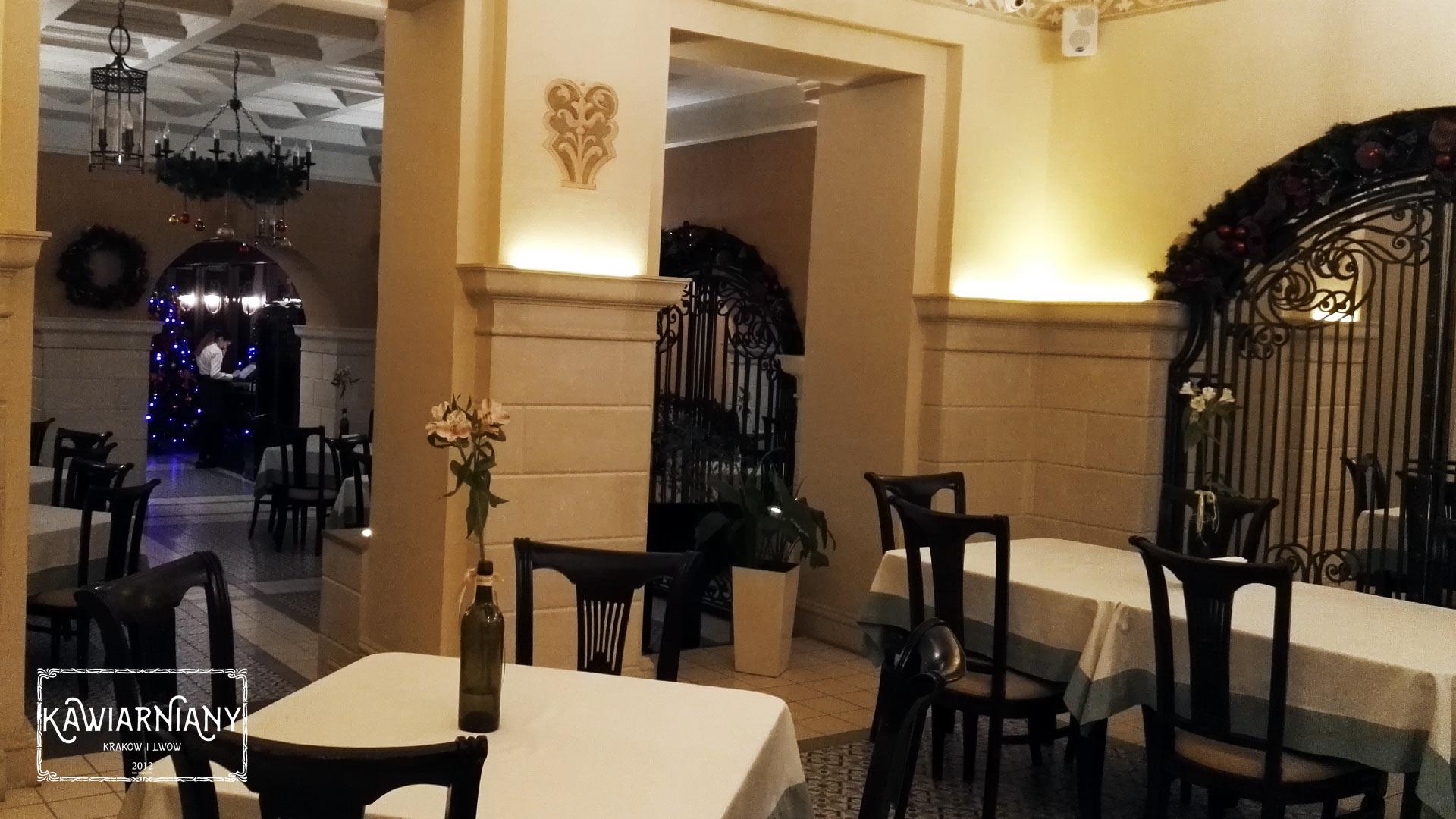 Restauracja Stary Royal Lwów