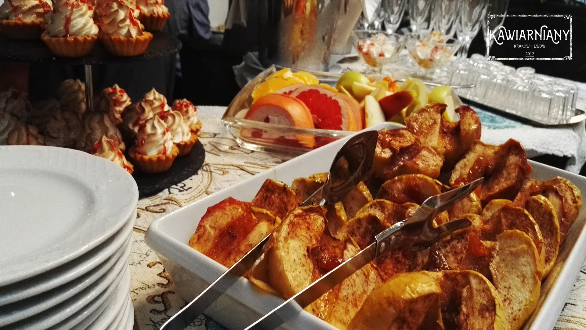Śniadanie w Restauracji Baczewskich