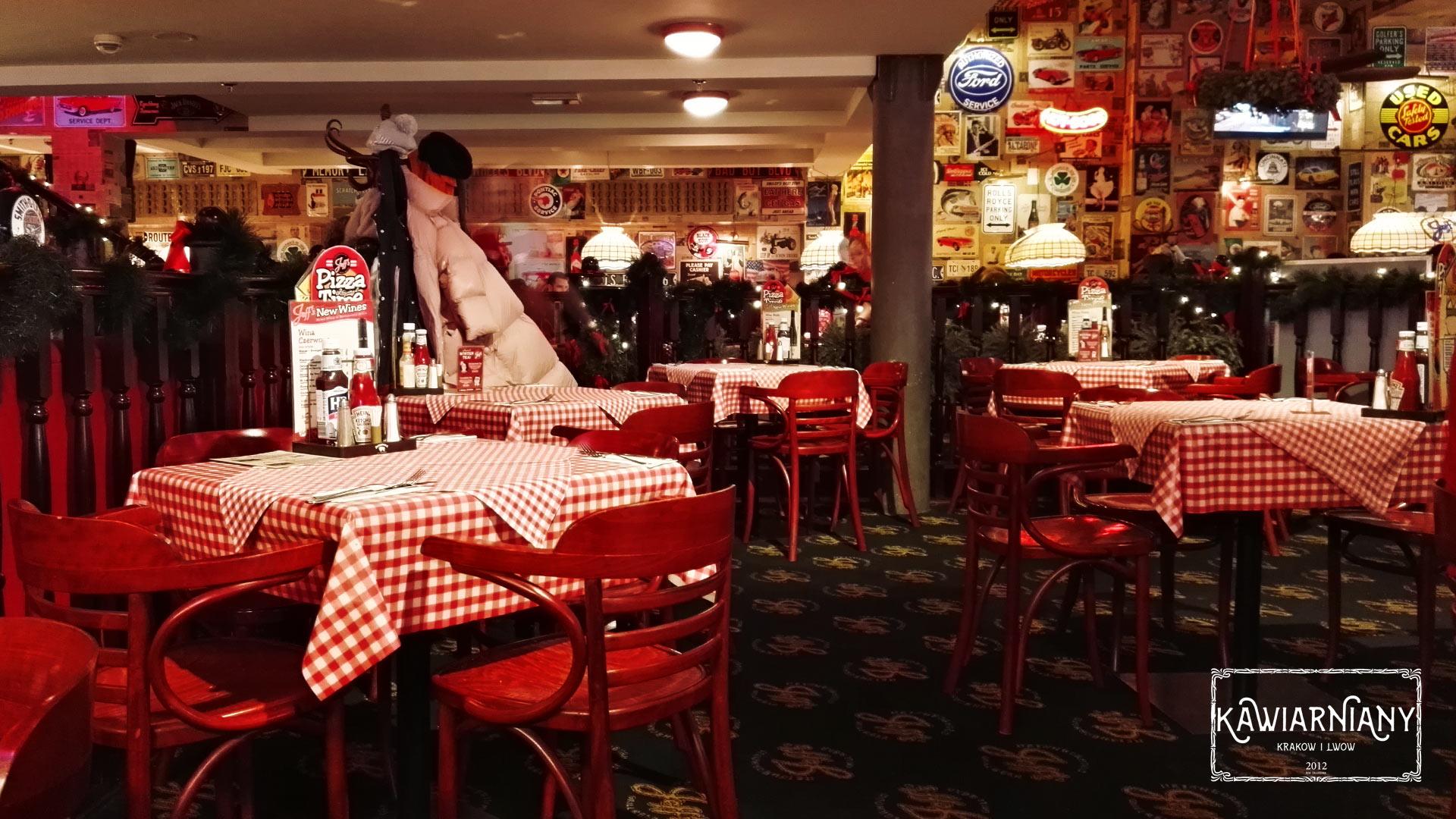 Jeff's w Krakowie