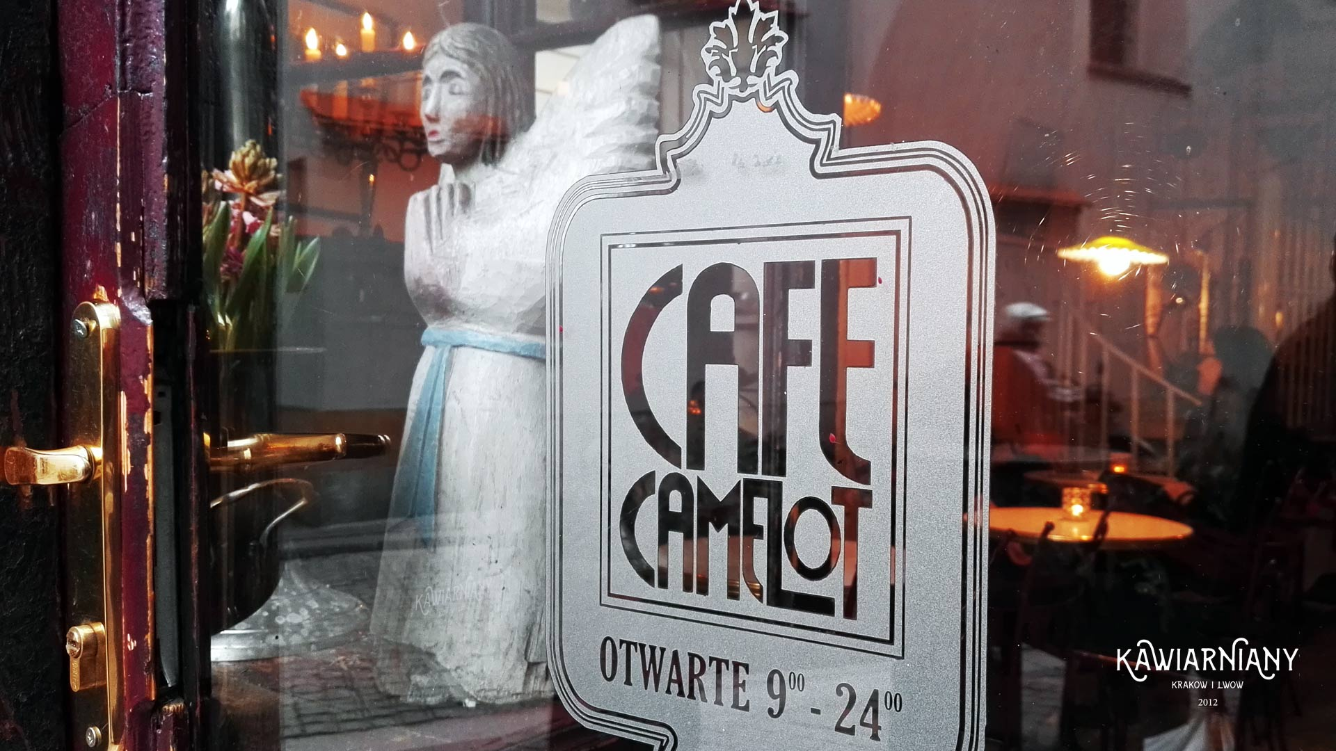 Kawiarnia Cafe Camelot w Krakowie