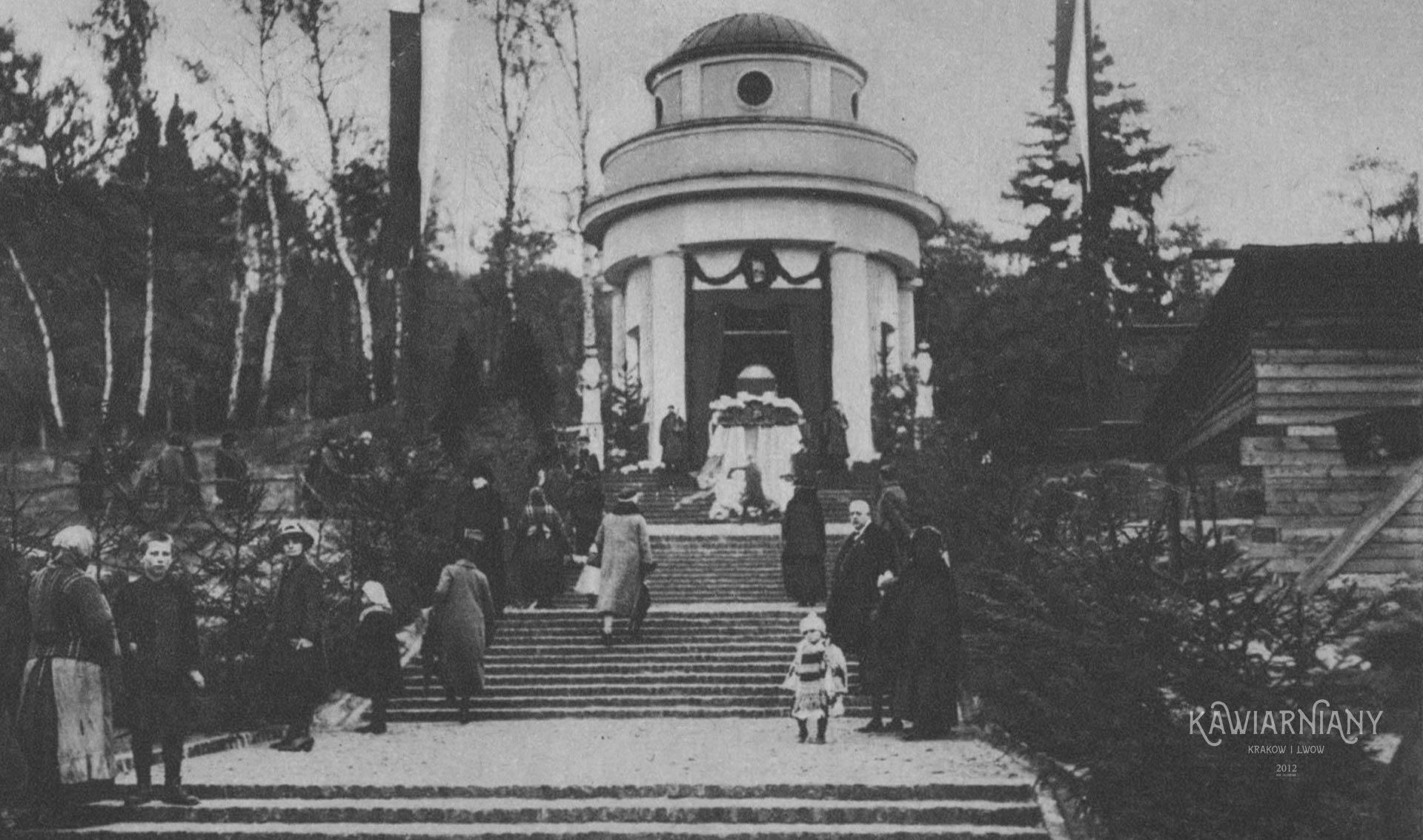 Lwów - Cmentarz Obrońców Lwowa (Cmentarz Orląt Lwowskich)