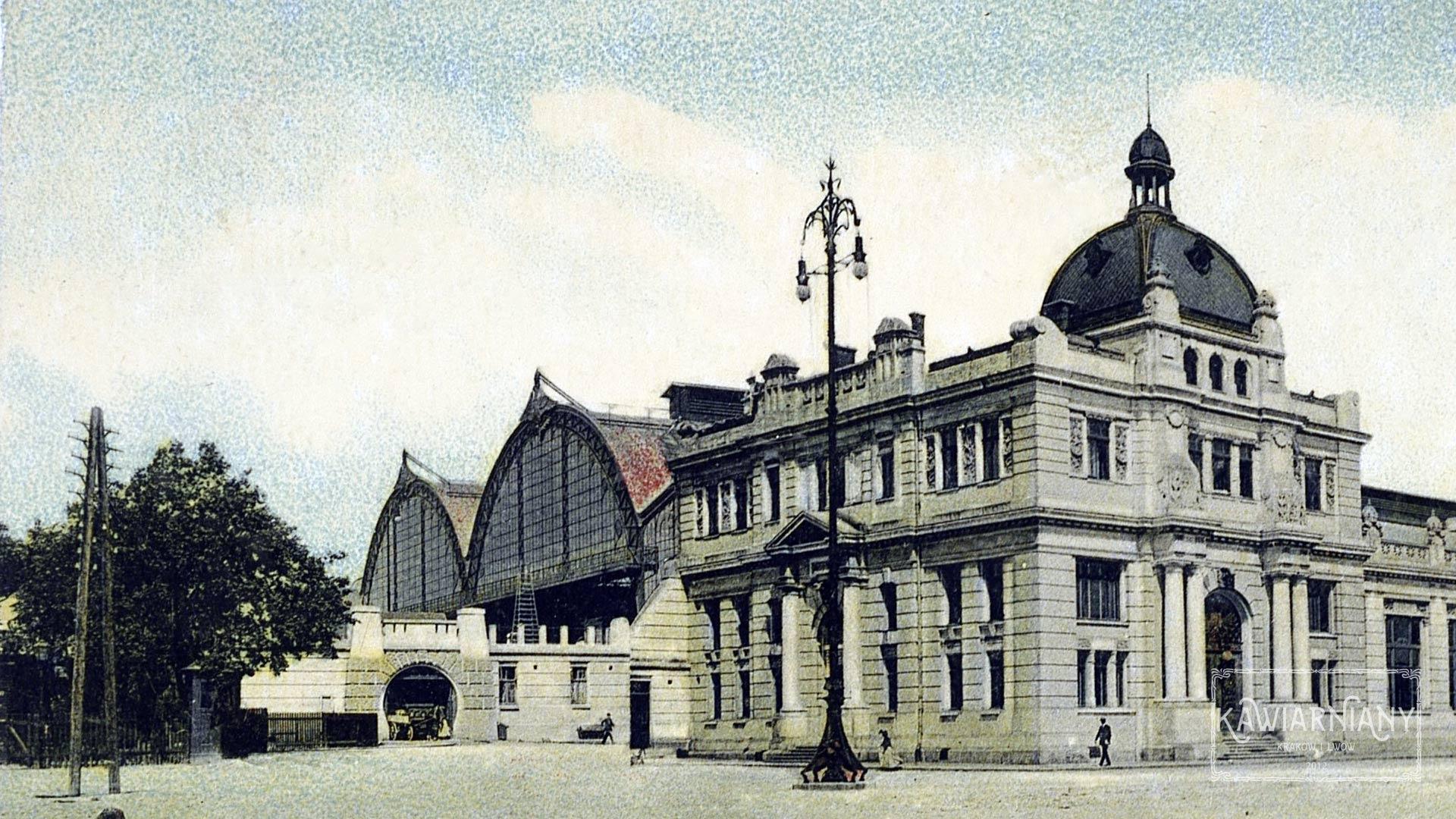 Lwów - dworzec