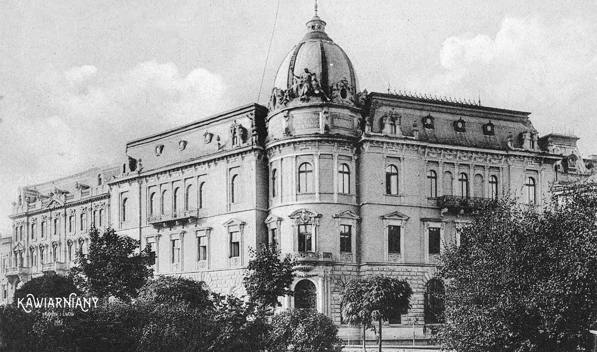 Lwów - Galicyjska Kasa Oszczędności