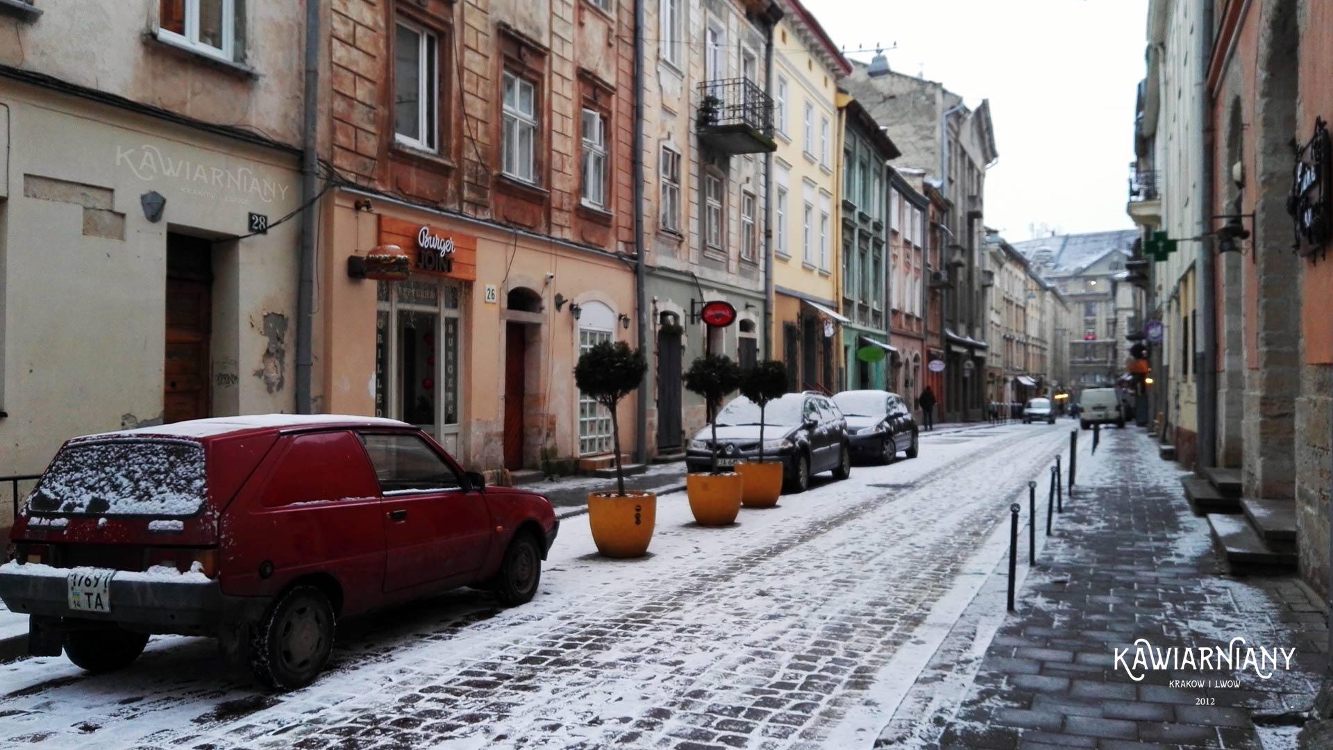 Lwów - koszty życia we Lwowie