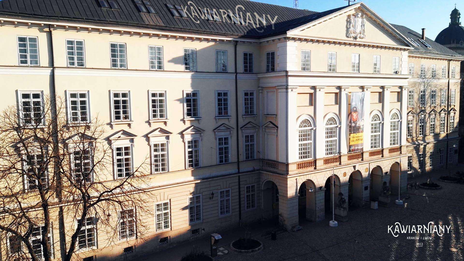 Lwów - Ratusz