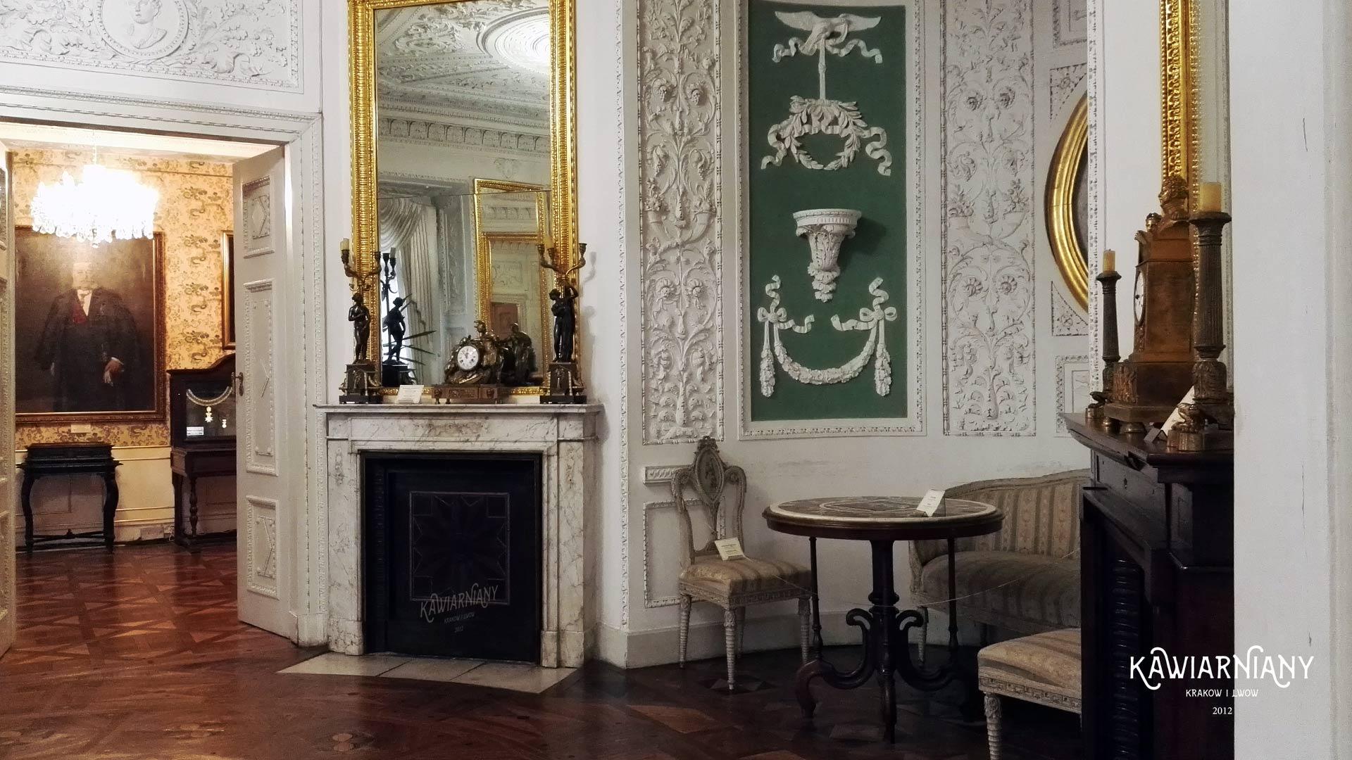 Lwów - muzeum w Kamienicy Królewskiej