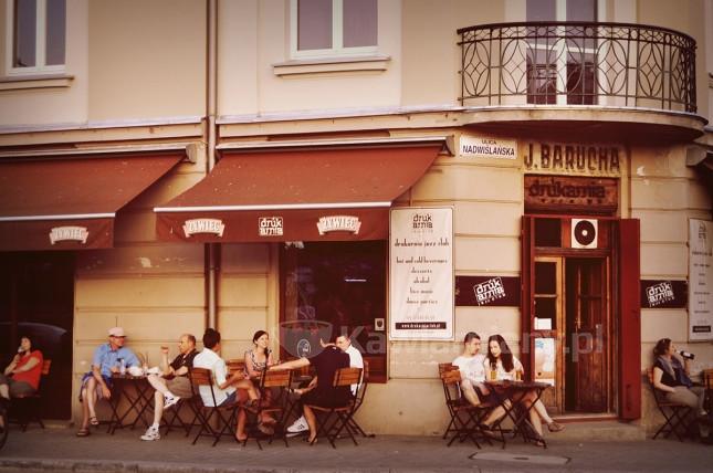 Drukarnia, Kraków ulica Nadwiślańska 1
