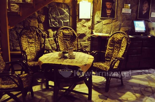 Restauracja i kawiarnia Koci Zamek, Szczawnica ul. Główna 106