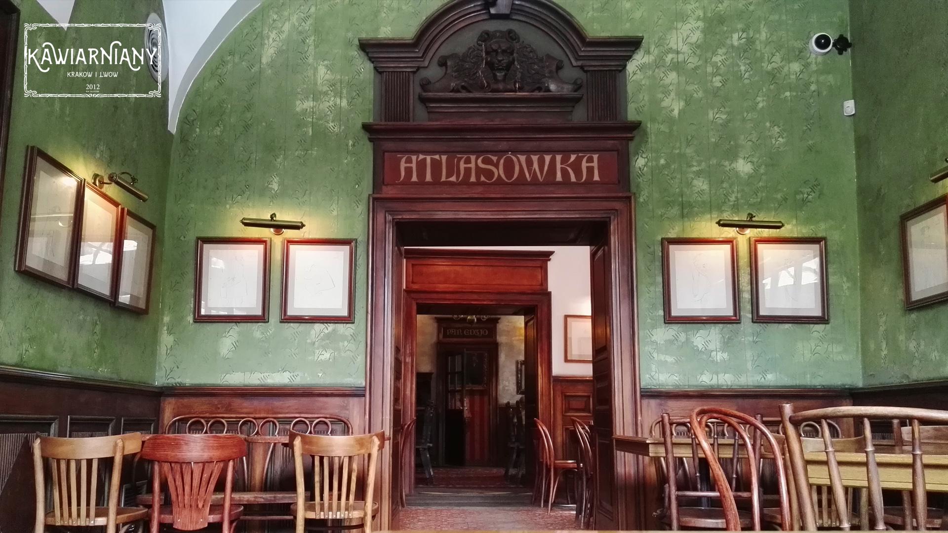Co i gdzie jeść we Lwowie? Atlas, Rynek 45, Lwów