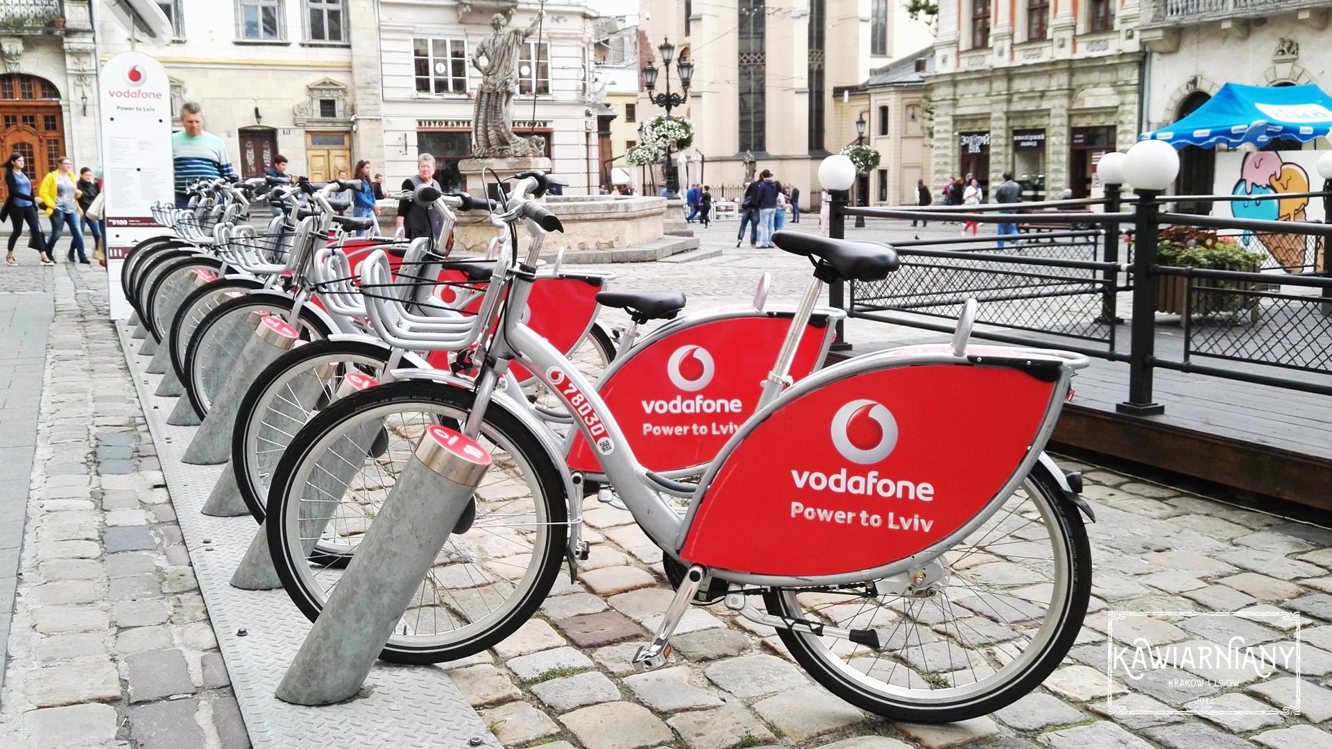 Next Bike – wynajem rowerów we Lwowie