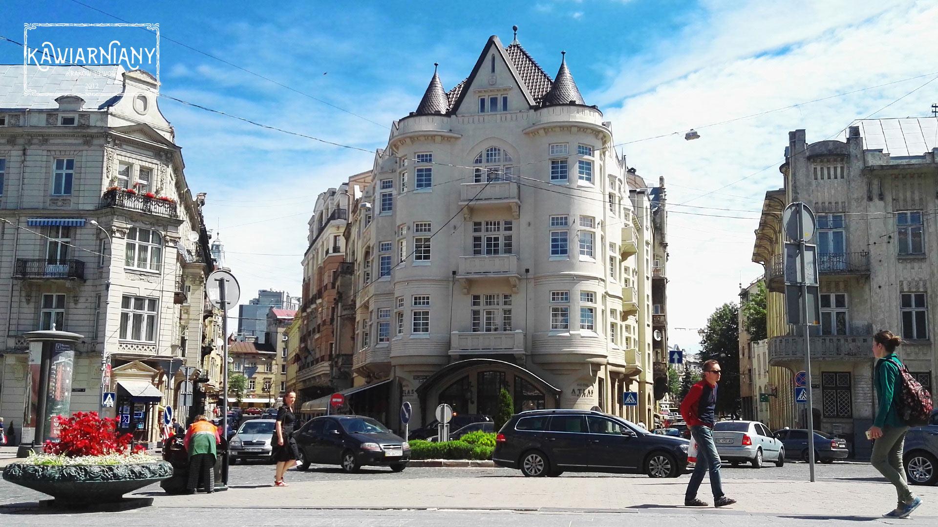 Lwów - Hotel Atlas Deluxe