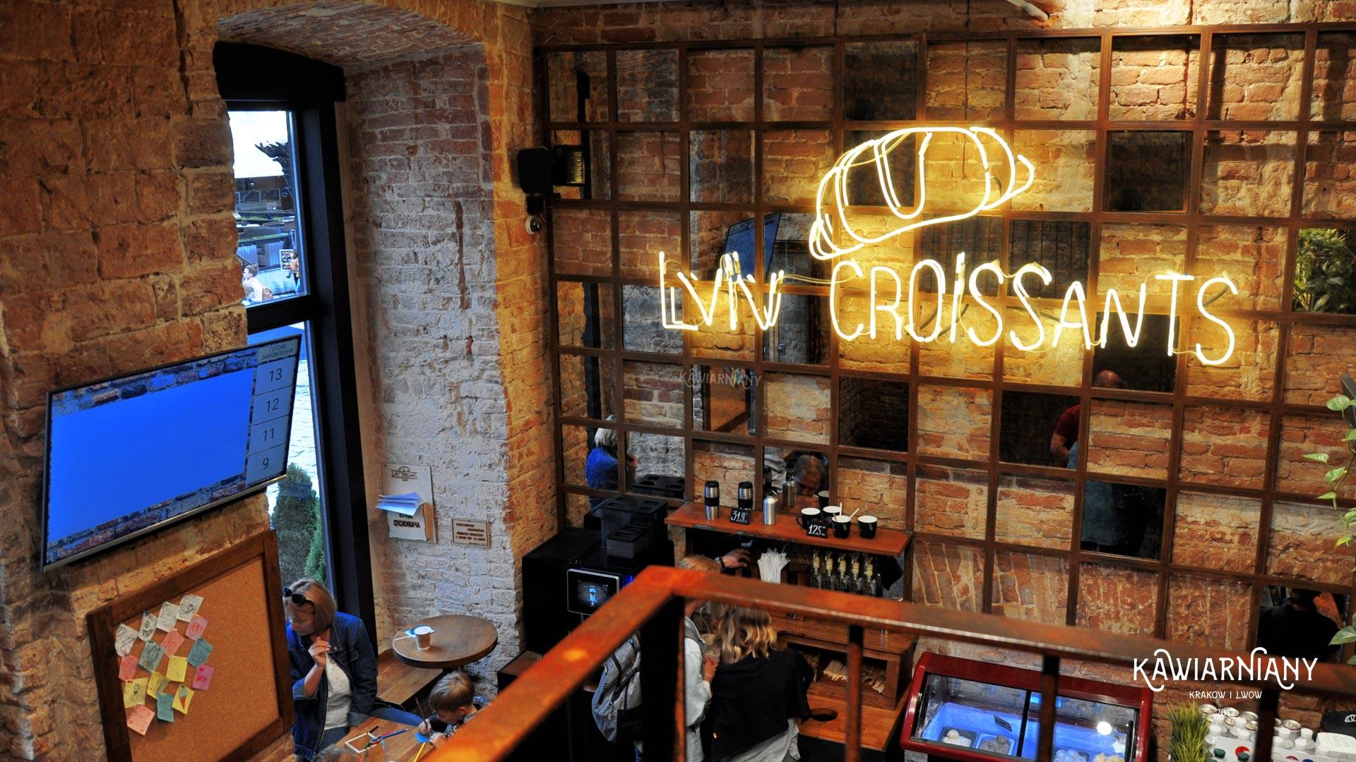 Co i gdzie jeść we Lwowie? Lviv Croissants – tanie i smaczne rogaliki
