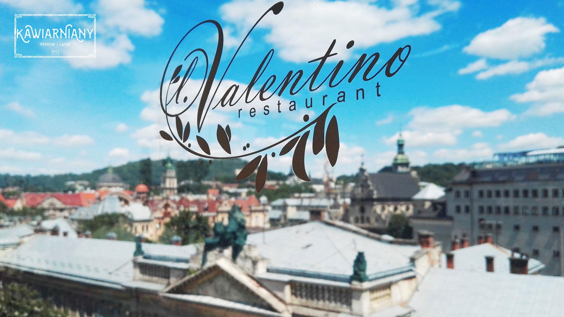 Restauracje we Lwowie - restauracja Valentino w Hotelu Szwajcarskim