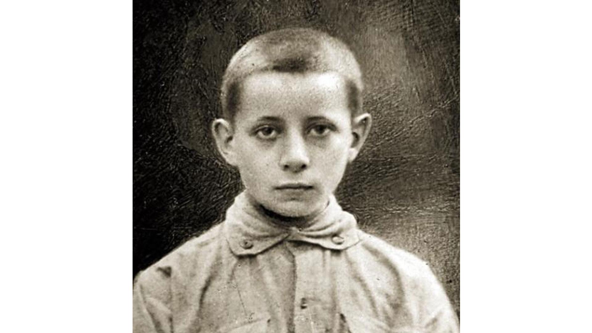 Jurek Bitschan – 14-letni symbol Obrony Lwowa