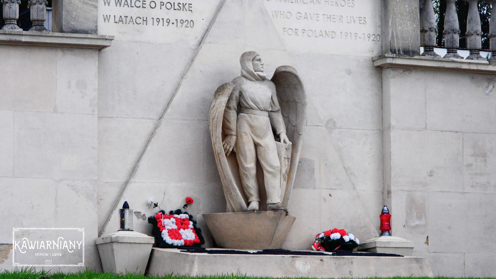Cmentarz Obrońców Lwowa – Cmentarz Orląt na Cmentarzu Łyczakowskim