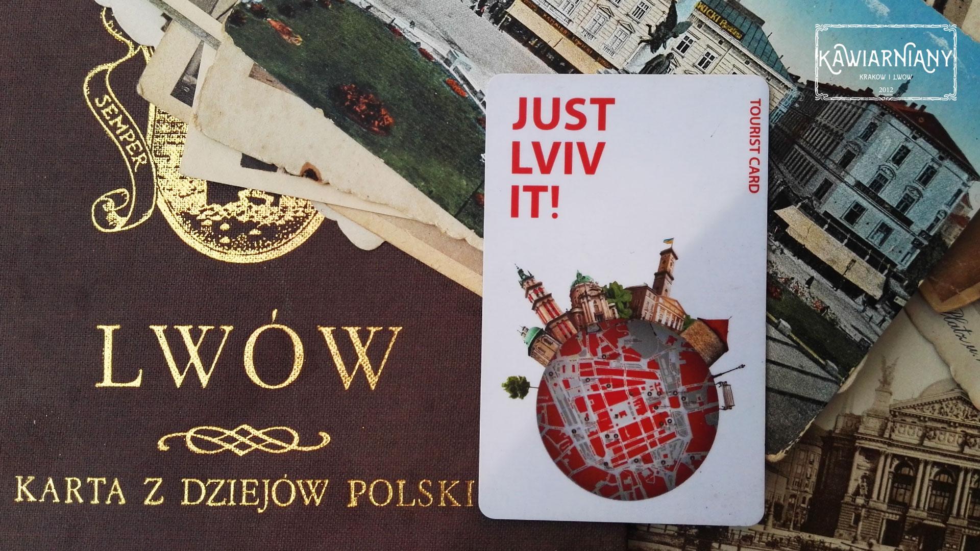 Karta Just Lviv It we Lwowie. Czy warto ją mieć?