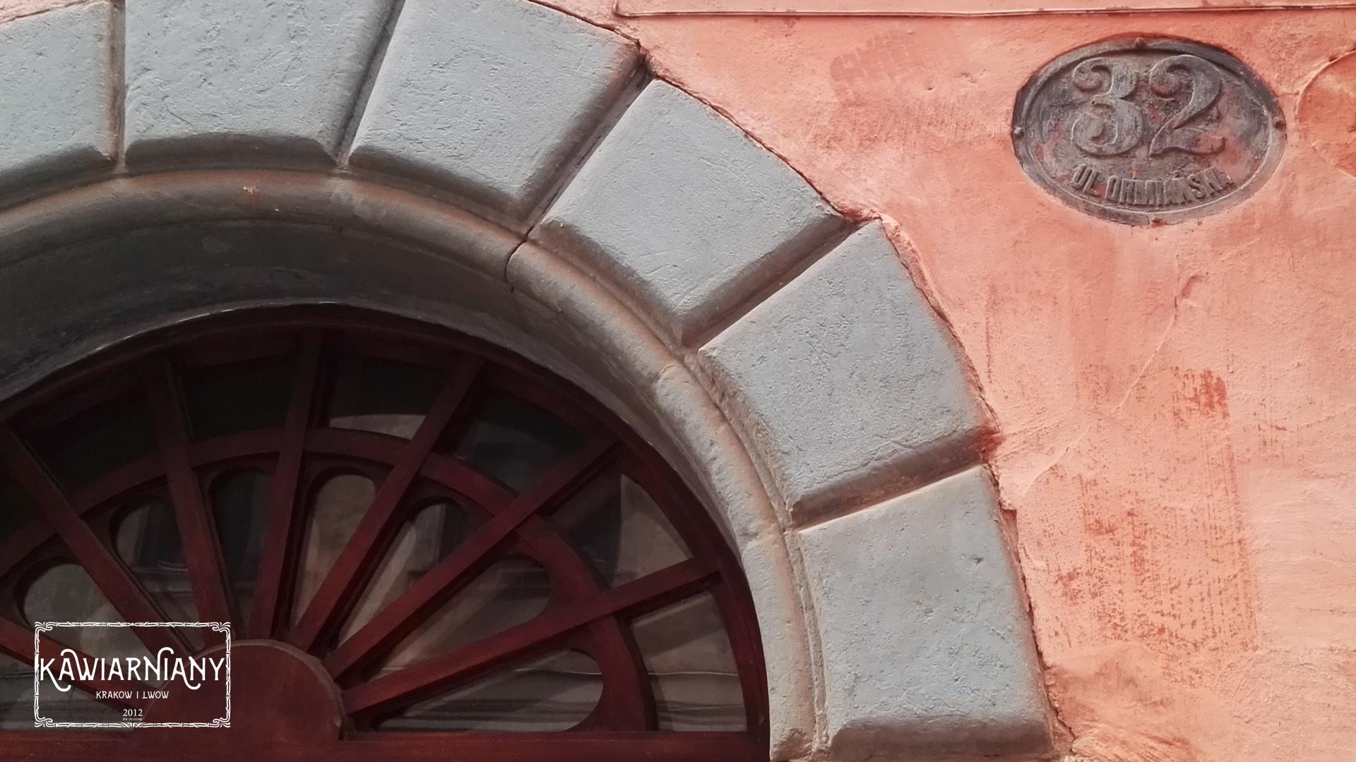 Lwów - polska nazwa ulicy