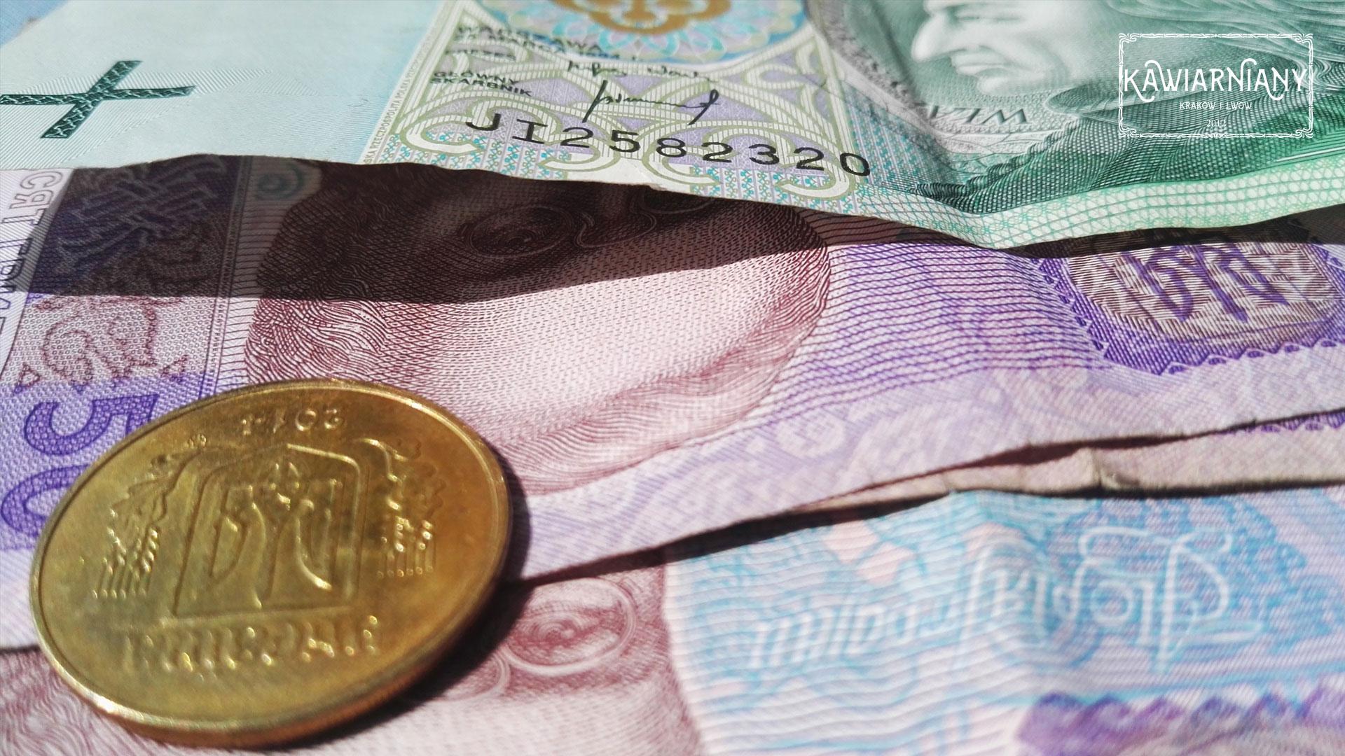 Gdzie kupić hrywny – w Polsce czy we Lwowie na Ukrainie?