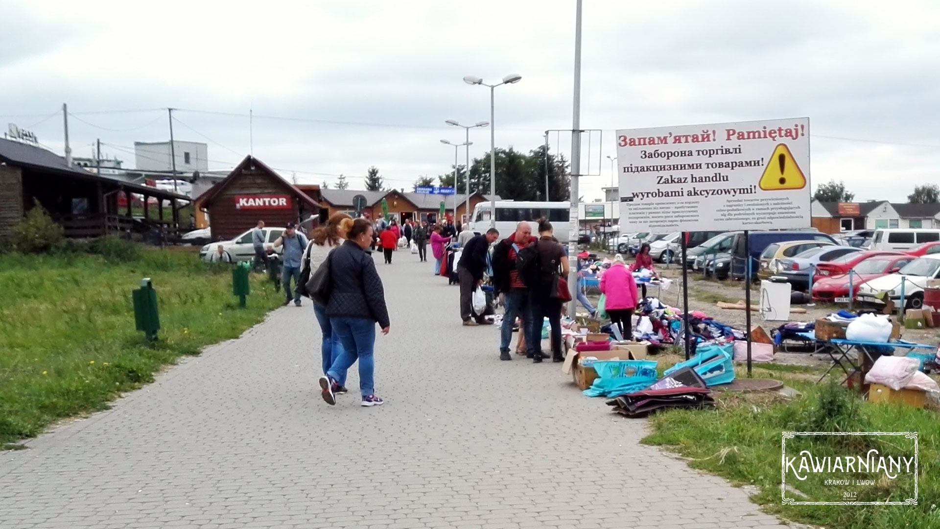 Piesze przejście graniczne z Ukrainą. Medyka – jak przejść przez granicę na piechotę?
