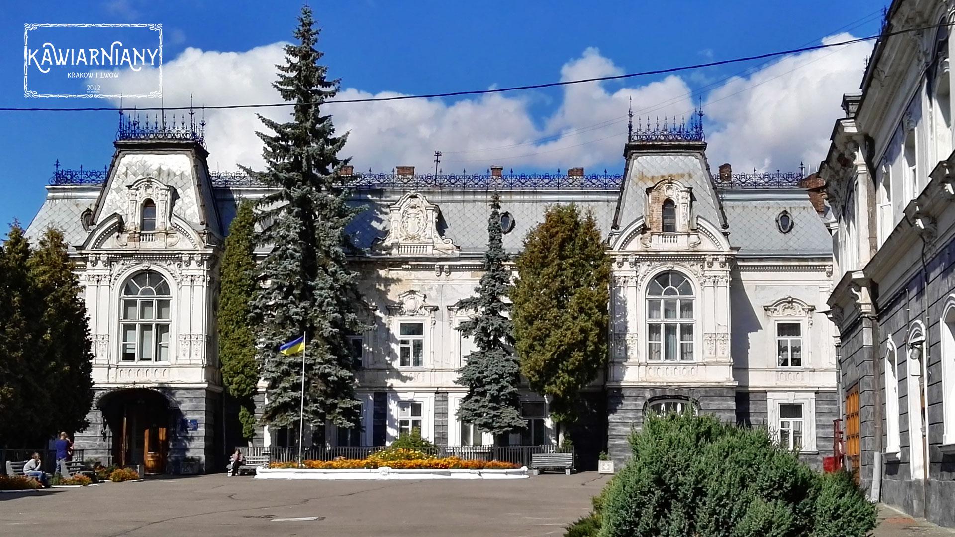 Pałac Siemieńskich-Lewickich – Zapomniany pałac Lwowa, ul. Piekarska 19, Lwów