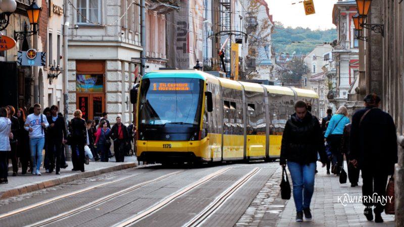 Komunikacja miejska we Lwowie