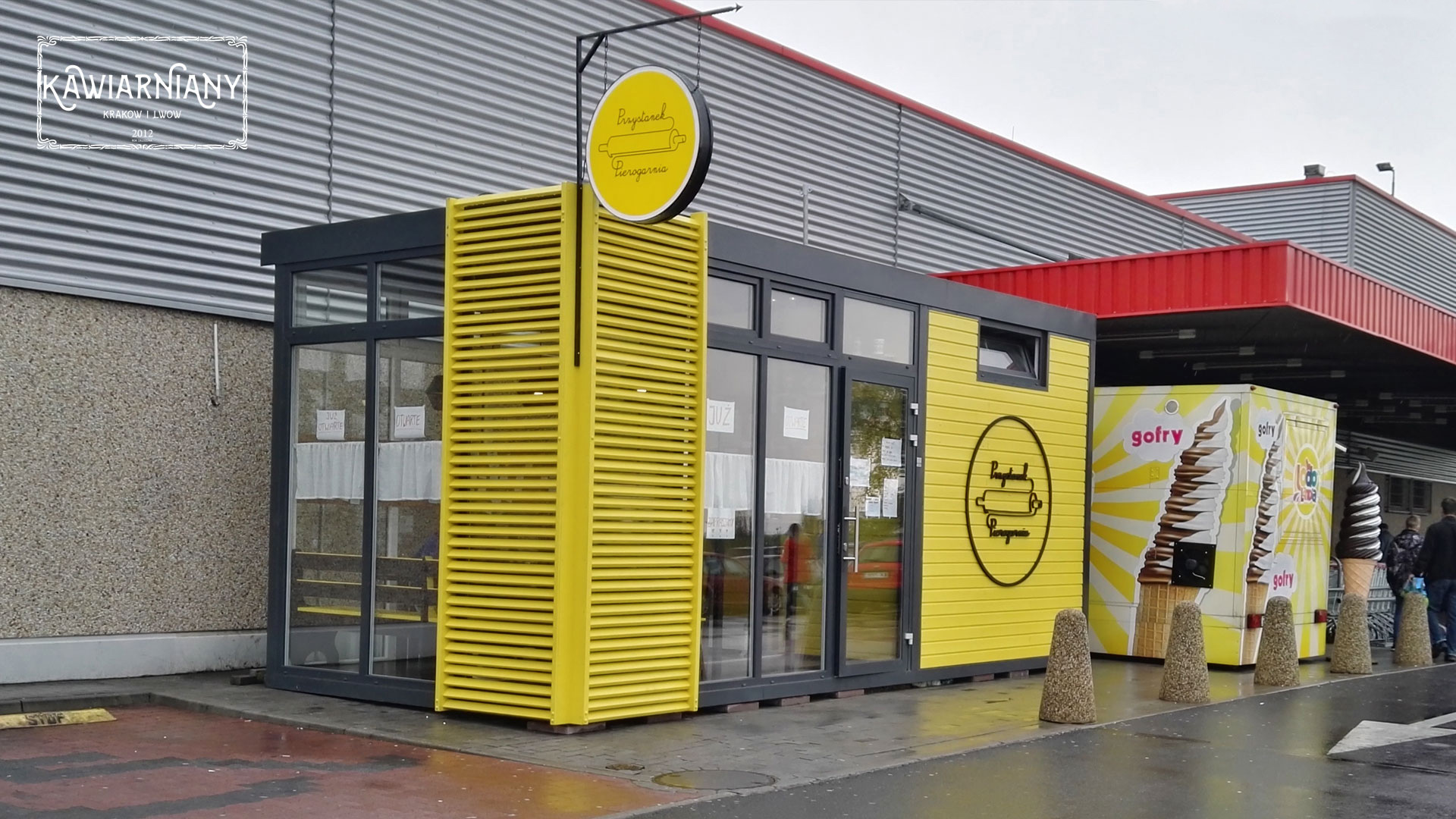 Przystanek Pierogarnia – tanie i smaczne pierogi w Krakowie. Krowoderska, Dębniki, Bonerowska, Kaufland
