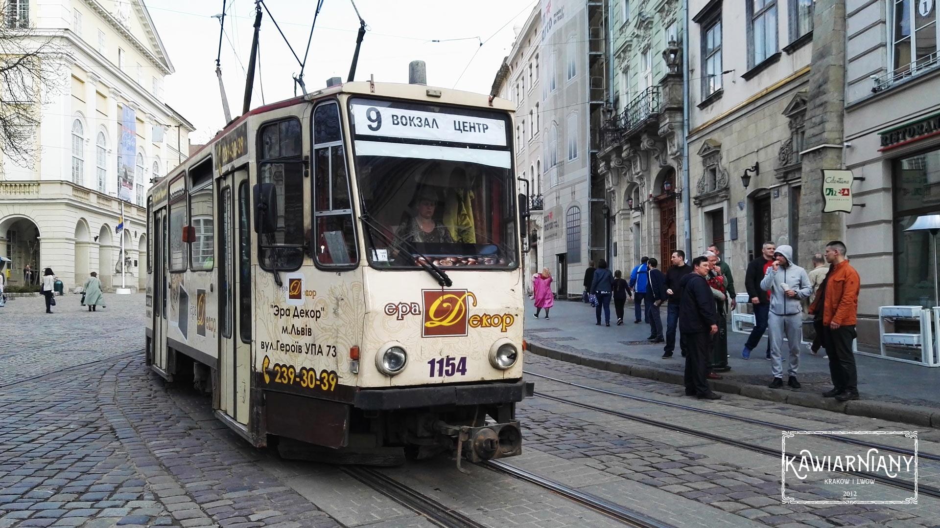 Lwów: komunikacja miejska – ceny, bilety, historia transportu publicznego