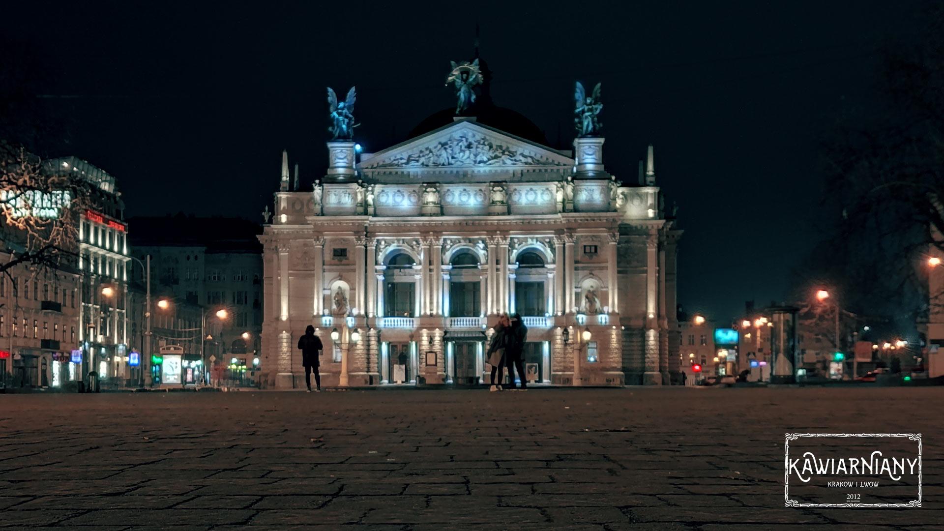 Teatr Wielki, Lwów