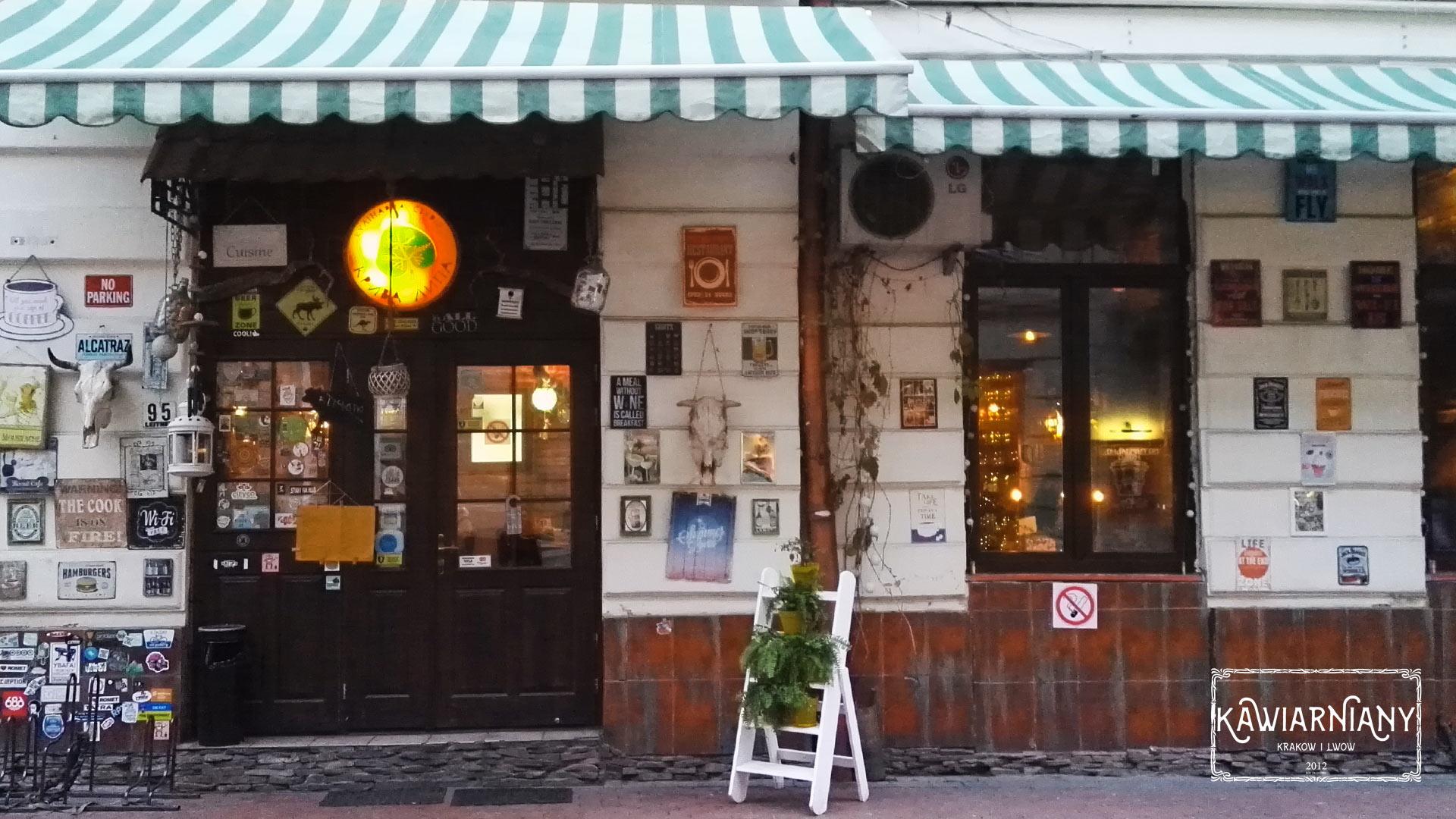 Culinary Studio Kryva Lypa (Krzywa Lipa), Pasaż Krzywa Lipa 8, Lwów