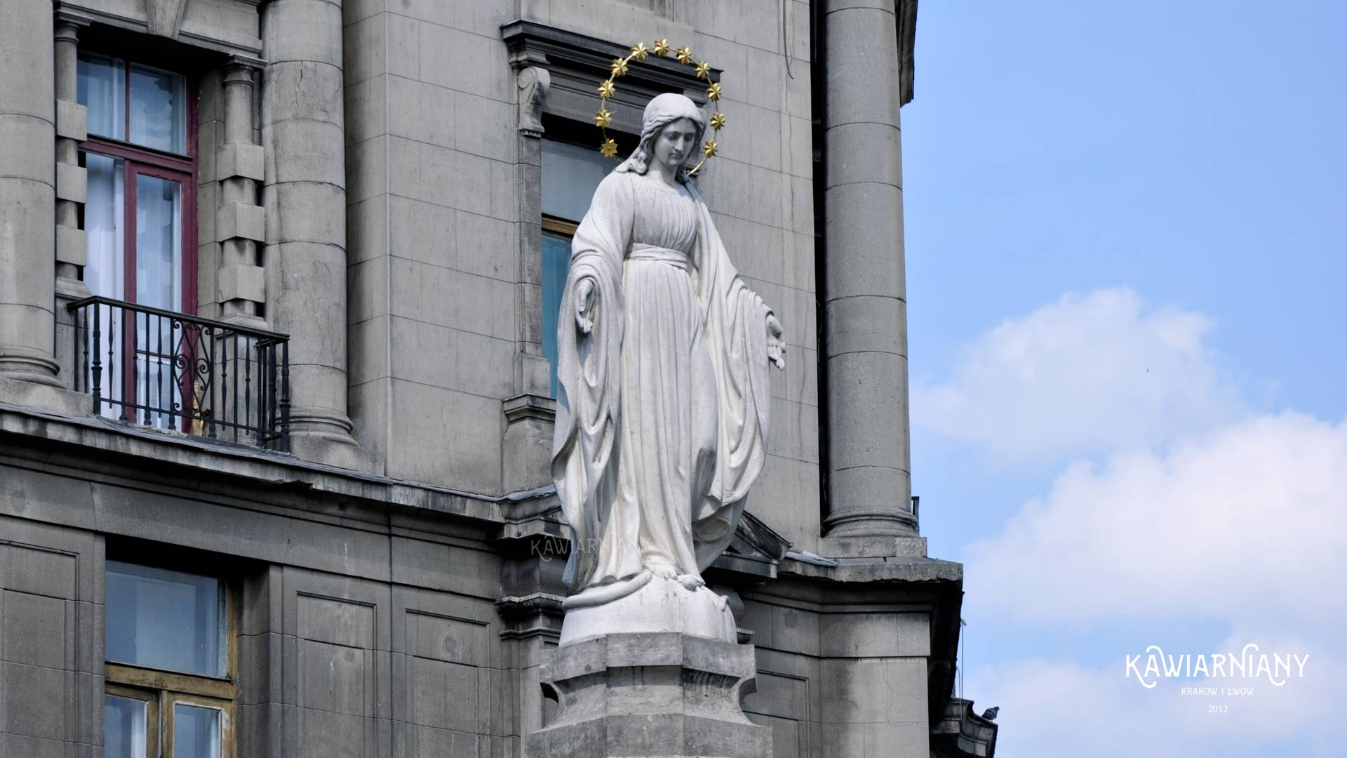 Rzeźba na Wałach Hetmańskich, Lwów