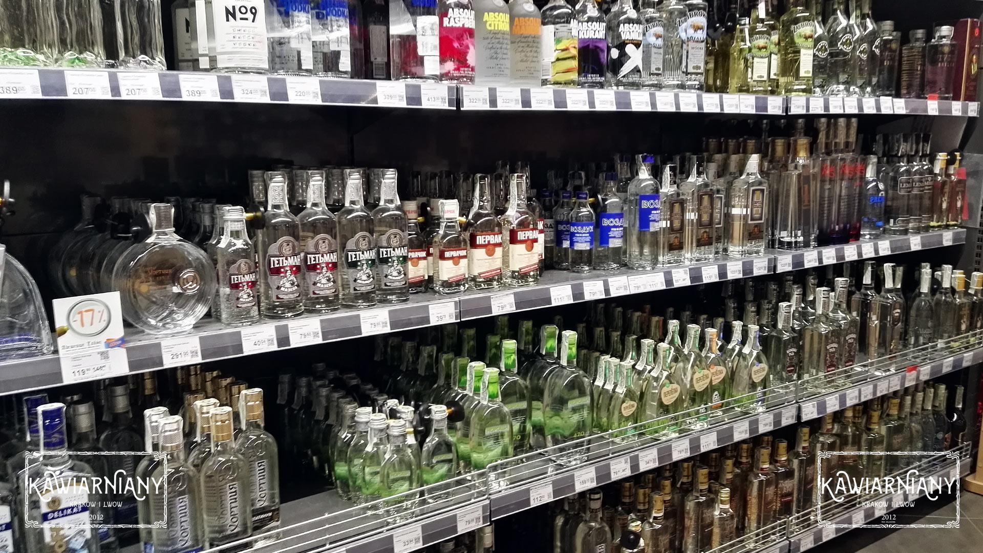 Alkohol we Lwowie