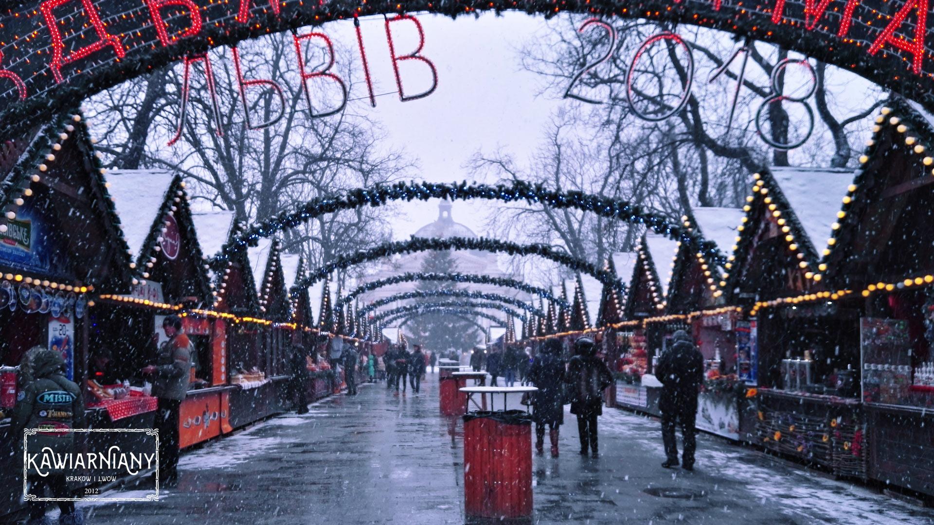 Jarmark Bożonarodzeniowy Lwów