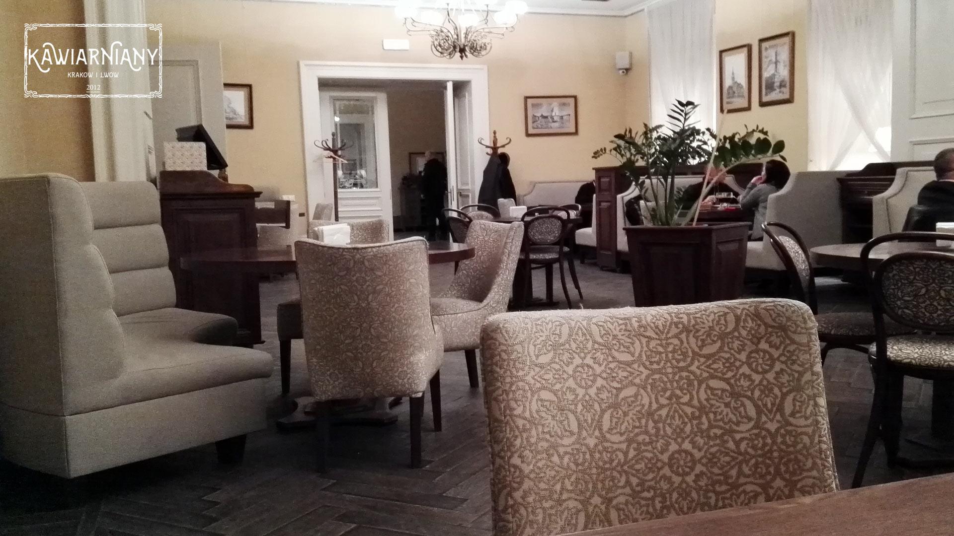 Kawiarnia Ratusz Lwów