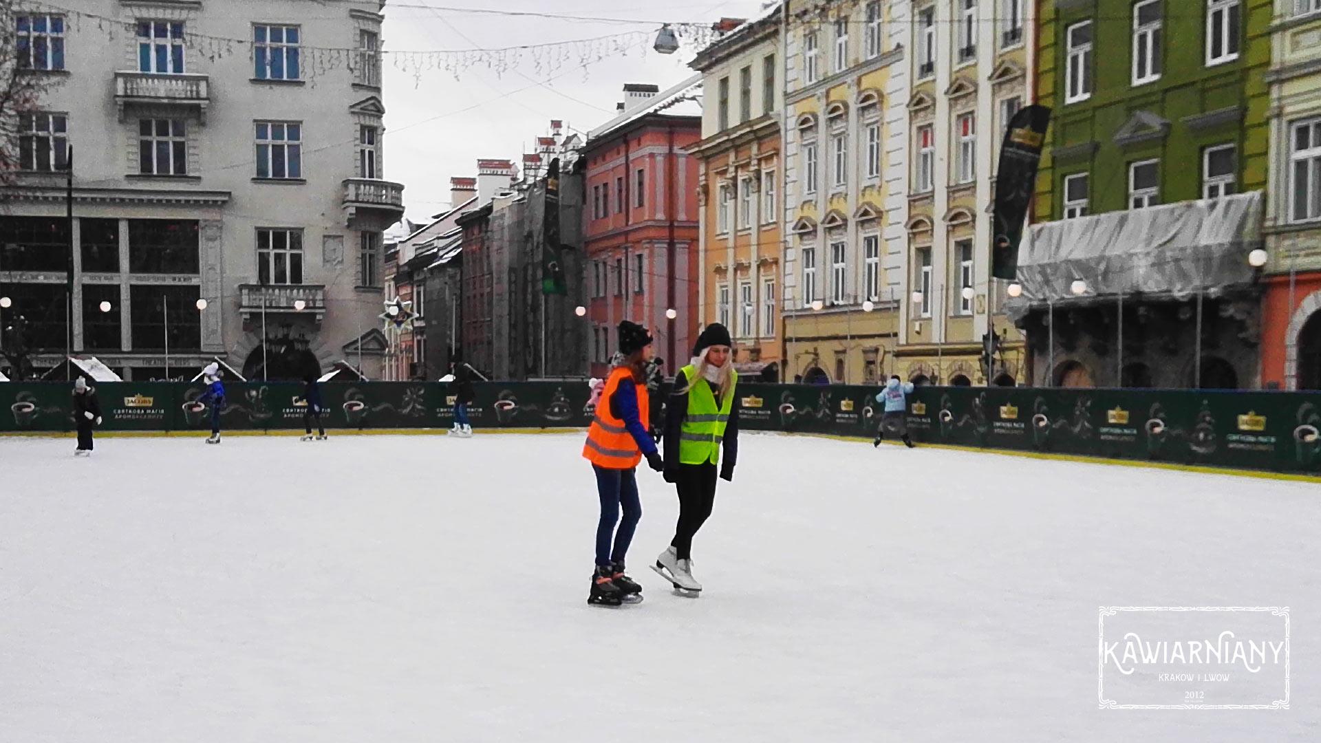 Wiemy już kiedy ruszy lodowisko na Rynku we Lwowie w 2018 roku