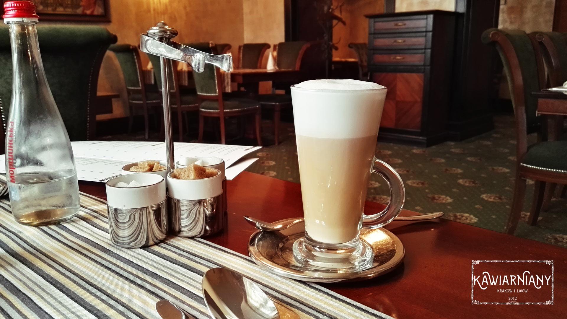 Restauracje we Lwowie - Kawiarnia Szkocka