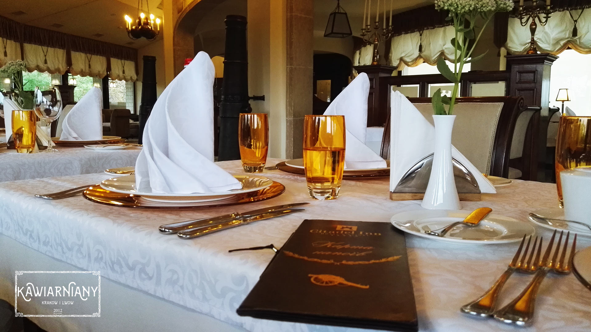Restauracje we Lwowie - Restauracja Armata
