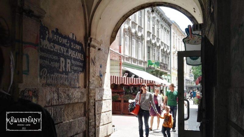 Lwów - weekend majowy we Lwowie
