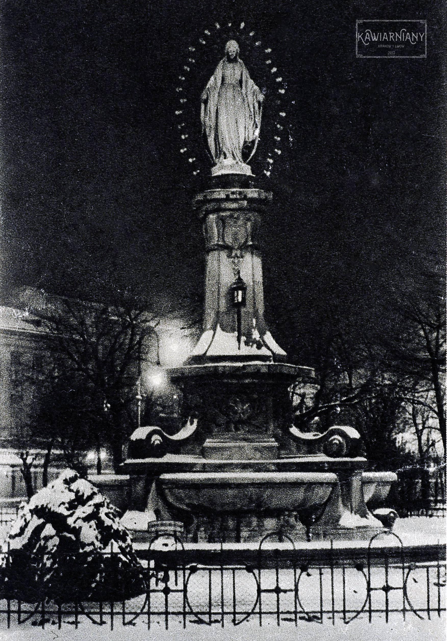 Lwów - Maryja na Wałach Hetmańskich
