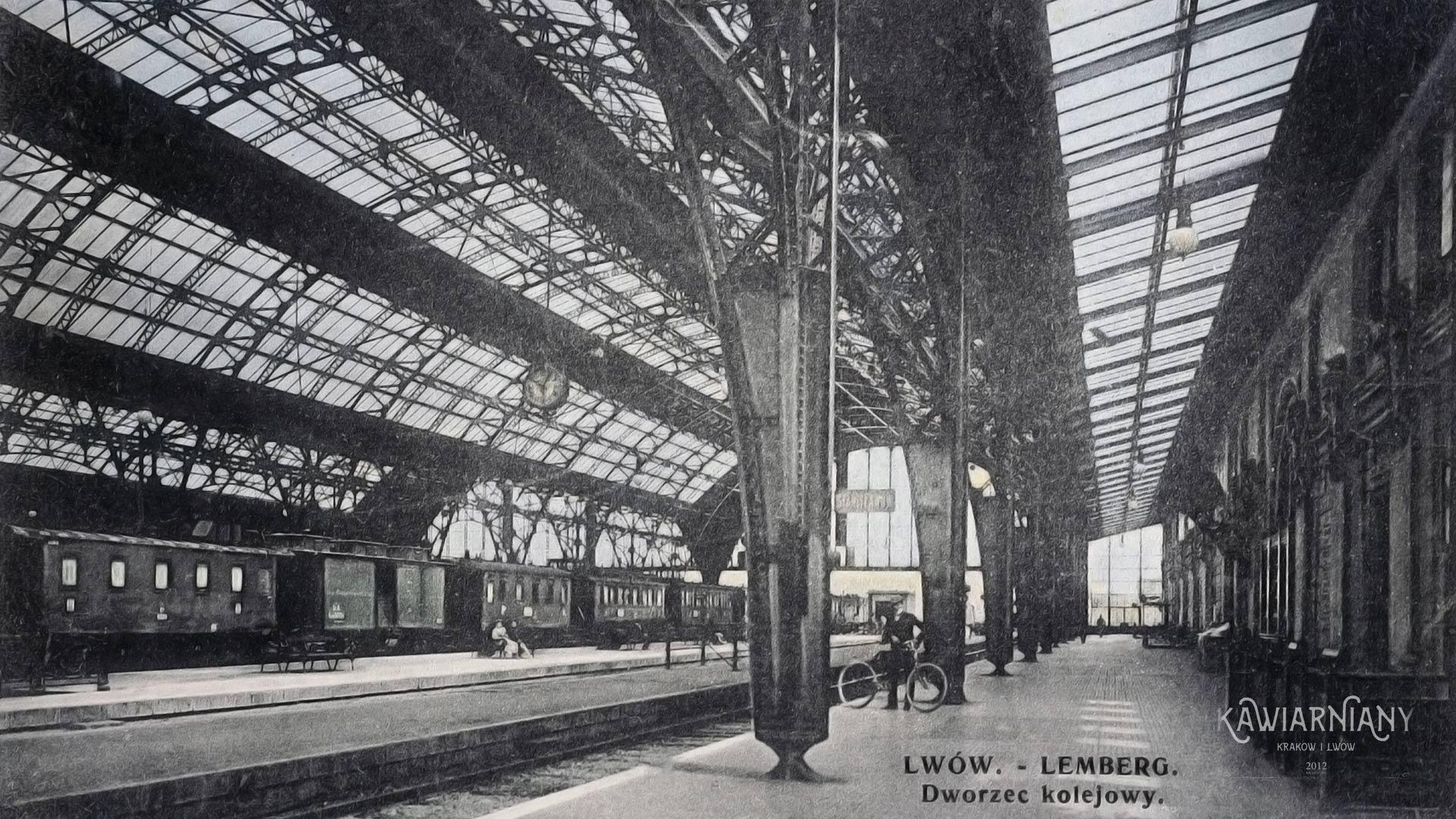Lwów - Dworzec Główny