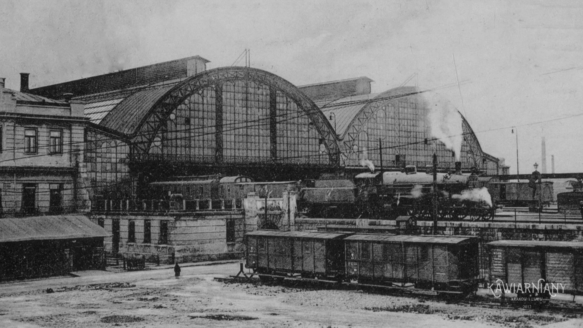 Lwów - Główny Dworzec