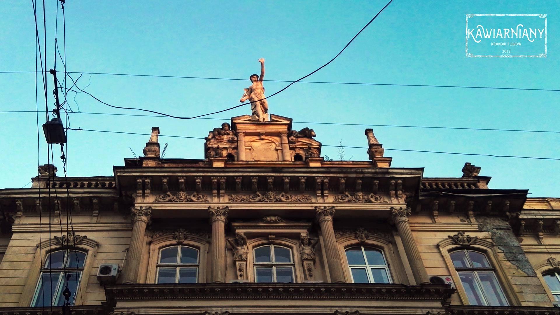 Lwów - Hotel Imperial