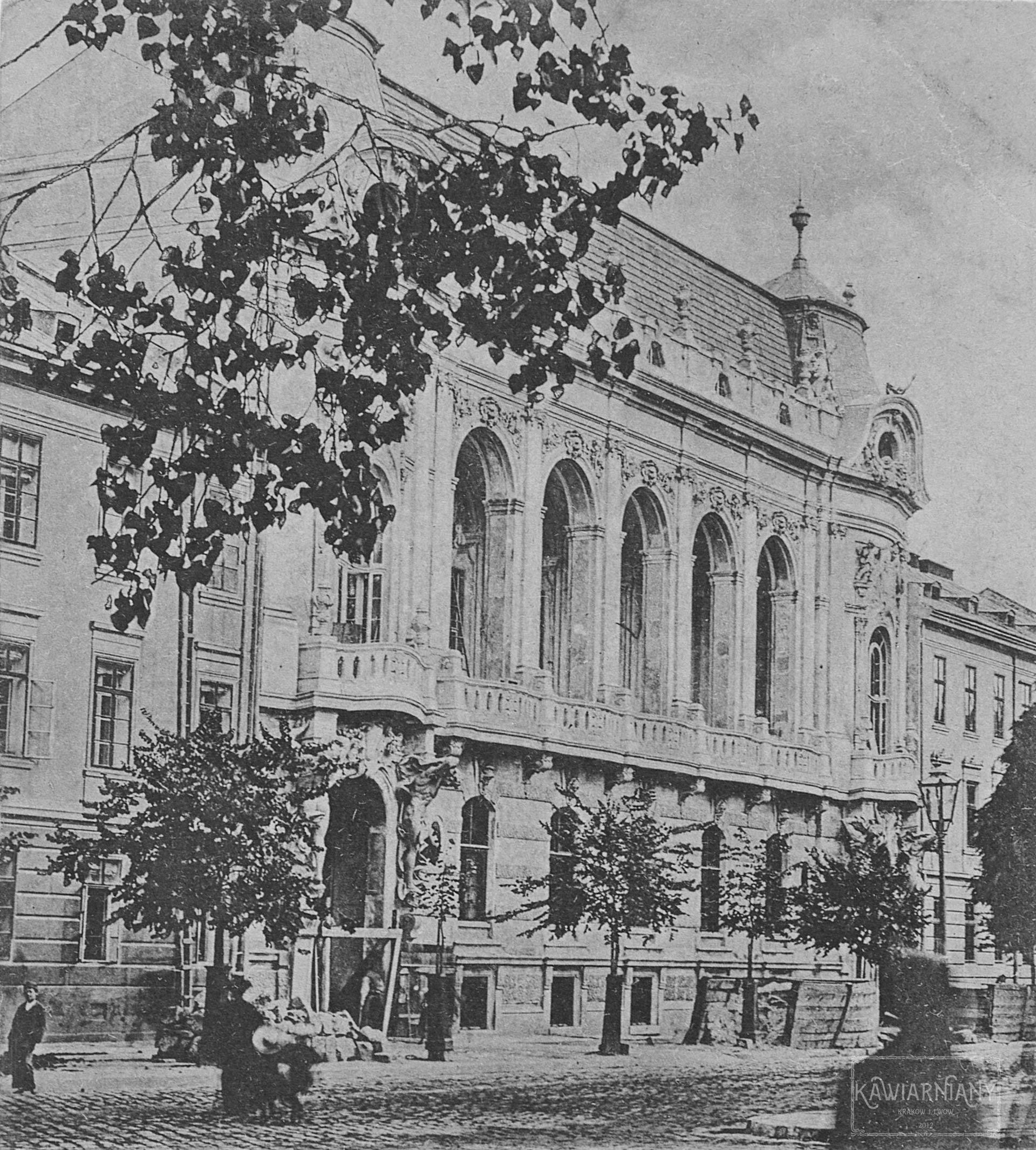 Lwów - Kasyno Szlacheckie